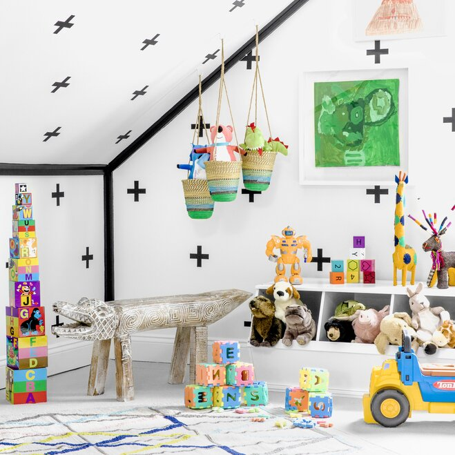 9 Ways to Keep Your Kids\' Room Organized | Wayfair
