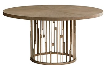 Shadow Play Dining Table by Lexington