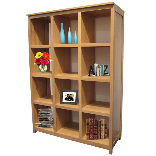 Leblanc Cube Unit Bookcase by Loon Peak
