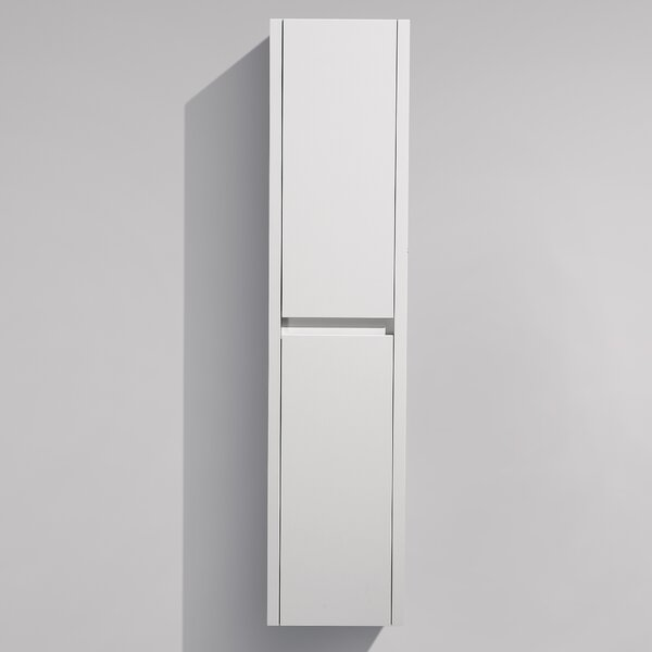 15.7 W x 69.3 H Wall Mounted Cabinet