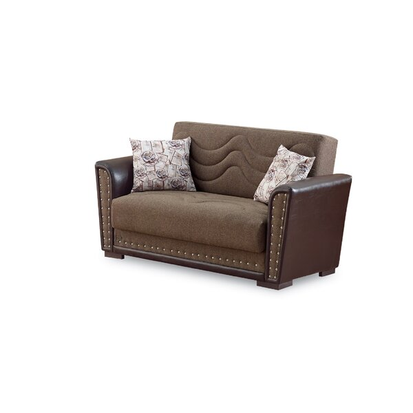 Modern Beautiful Palmieri Loveseat by Charlton Home by Charlton Home
