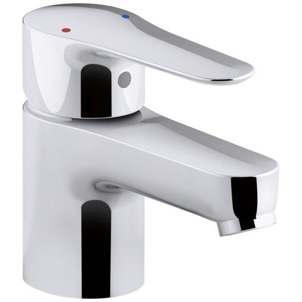Kohler July Single Handle Commercial Bathroom Sink Faucet With Grid Drain Reviews Wayfair