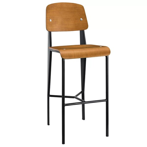 Wiegand Bar Stool by Latitude Run