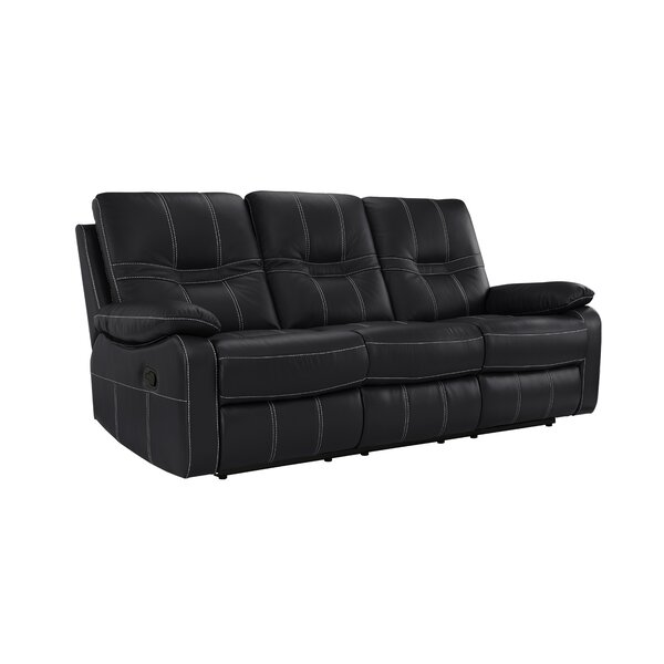 Shop For Stylishly Selected Edwyn Reclining Sofa by Red Barrel Studio by Red Barrel Studio