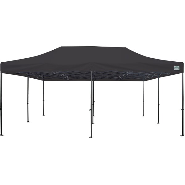 Magnum Shelter 20 Ft. W x 20 Ft. D Aluminum Pop-Up Party Tent by Caravan Canopy
