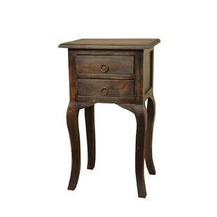 Affordable Plattsburgh End Table By Loon Peak