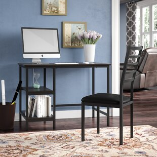 Affordable Sheppton Writing Desk with Chair Set By Andover Mills
