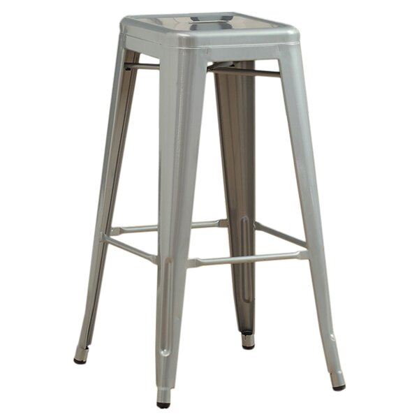30 Bar Stool (Set of 2) by Monarch Specialties Inc.