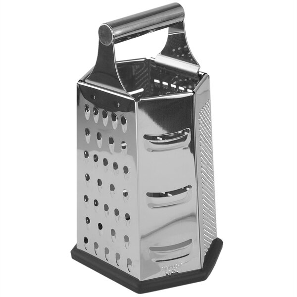 Heavy Weight Cheese Grater (Set of 2) by Home Basics