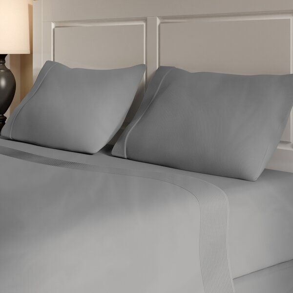 Eldon Extra Deep Pocket Pleated Sheet Set by Laurel Foundry Modern Farmhouse