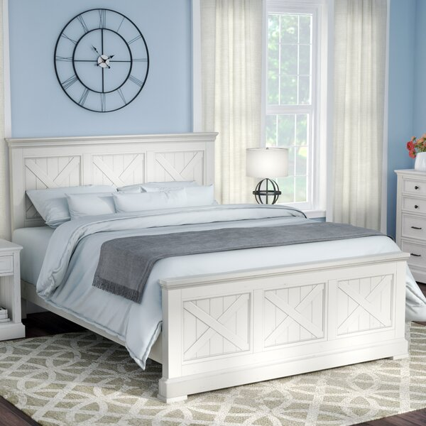 Moravia Standard Bed by Laurel Foundry Modern Farmhouse