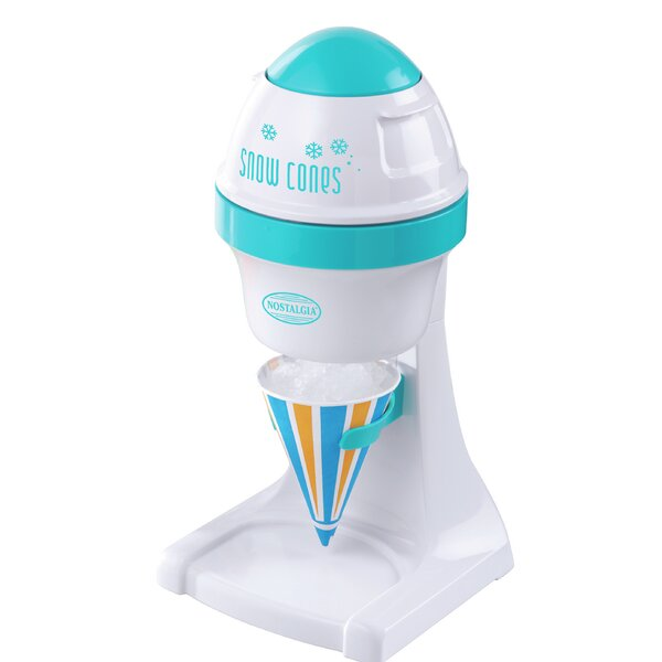 Electric Snow Cone Maker by Nostalgia