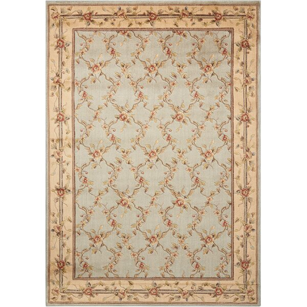 Onaway Light Blue Area Rug by August Grove