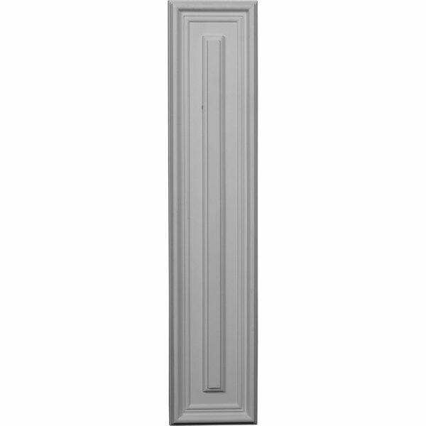Legacy 4 3/4H x 22 5/8W x 5/8D Wall/Door Panel by Ekena Millwork