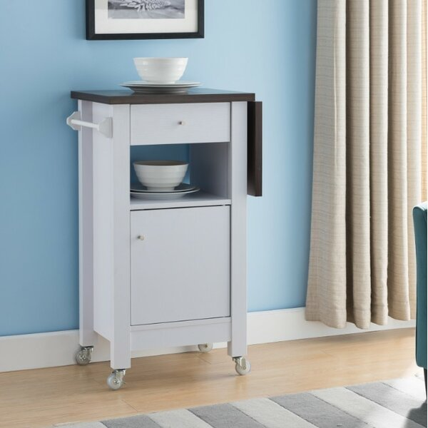 Cecere Kitchen Cart by Winston Porter