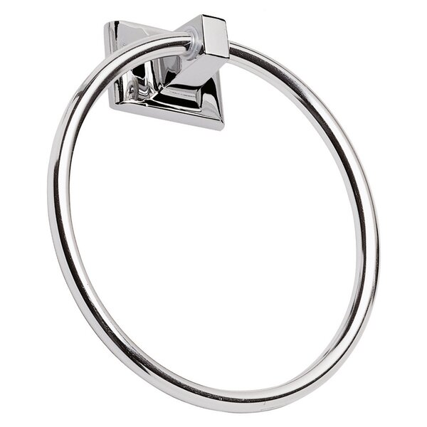 Mill Bridge Wall Mounted Towel Ring by Design House