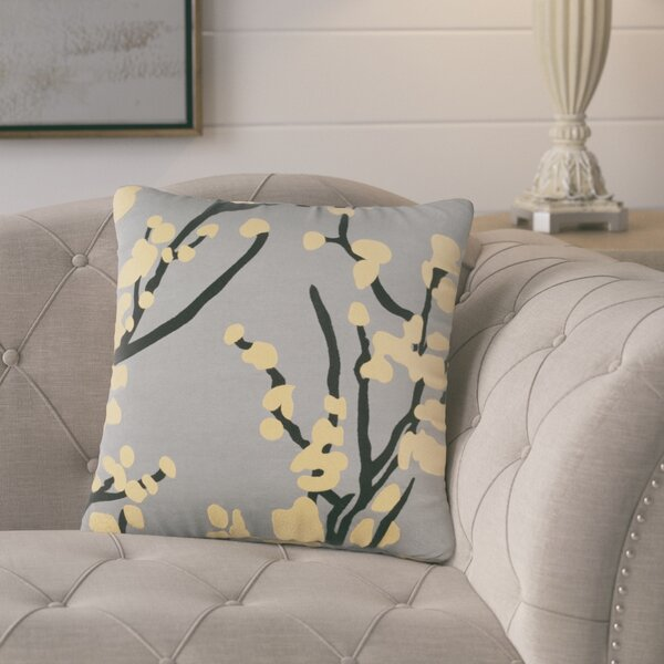 Kerwin Cotton Throw Pillow by Ophelia & Co.