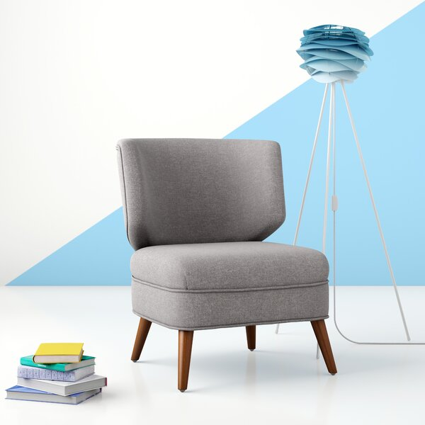 Alsacia Slipper Chair by Hashtag Home