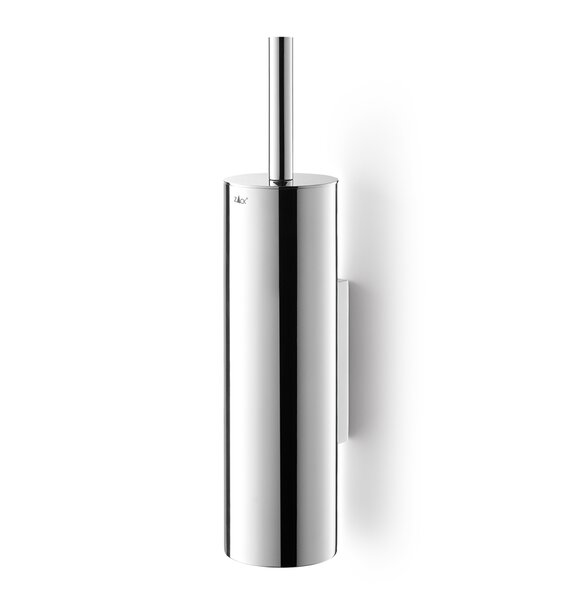Tubo Wall MountedToilet Brush and Holder by ZACKTubo Wall MountedToilet Brush and Holder by ZACK