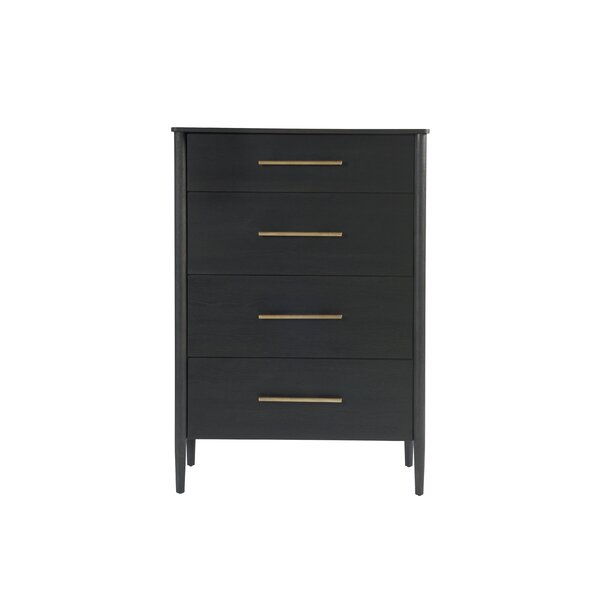 Lewis 4 Drawer Chest by Brayden Studio