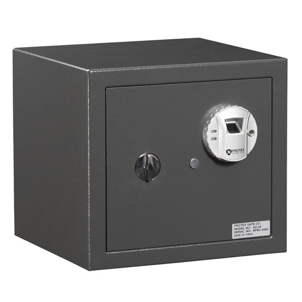 Burglary Safe Box with Biometric Lock by Protex Safe Co.