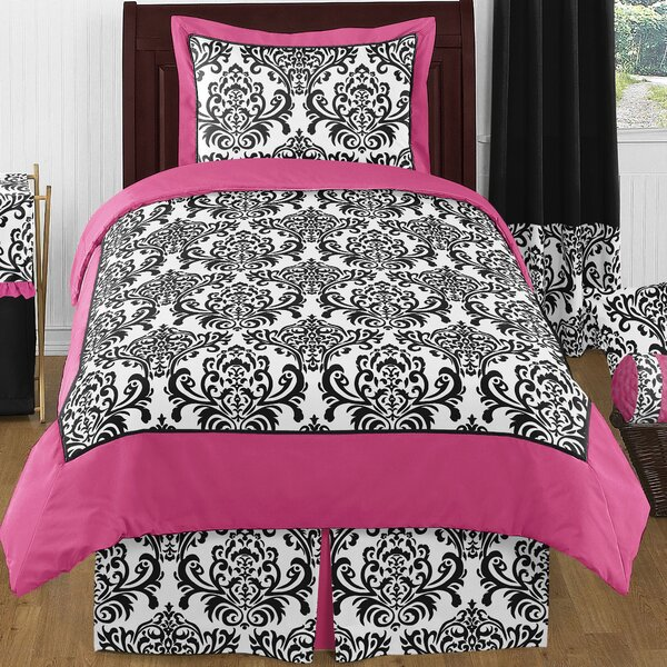Isabella Twin Comforter Set by Sweet Jojo Designs