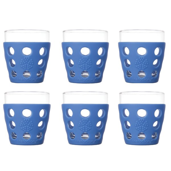 Everyday 10 oz. Juice Glass (Set of 6) by Lifefactory