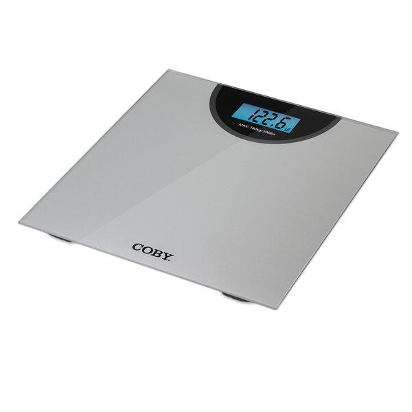 Digital Bathroom Scale by COBY