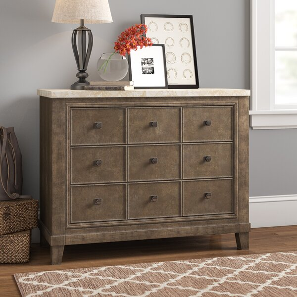 Medfield Apothecary 3 Drawer Accent Chest by Three Posts Three Posts