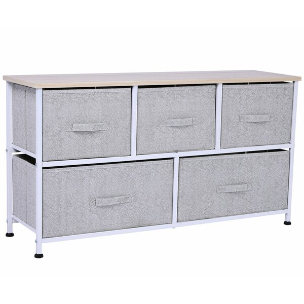 Cuscute 5 Drawer Accent Chest By Latitude Run