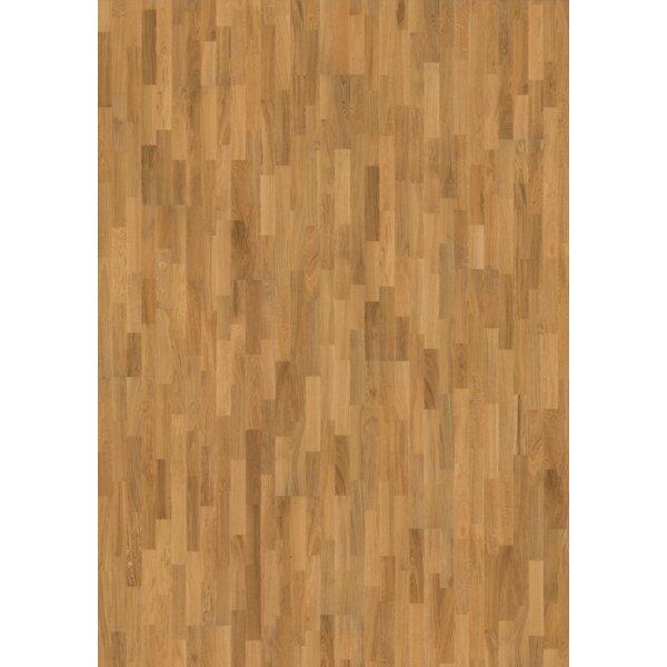 European Natural 7-7/8 Engineered Oak Hardwood Flooring in Siena by Kahrs