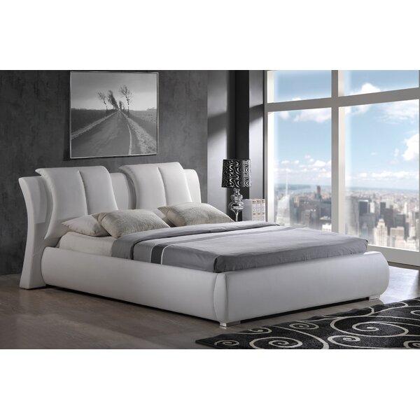 Rolfes Upholstered Sleigh Bed by Orren Ellis