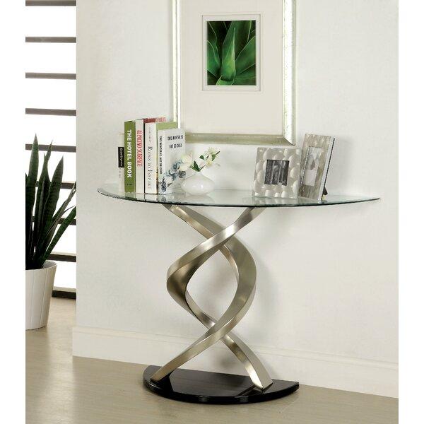 Farren Console Table by Orren Ellis