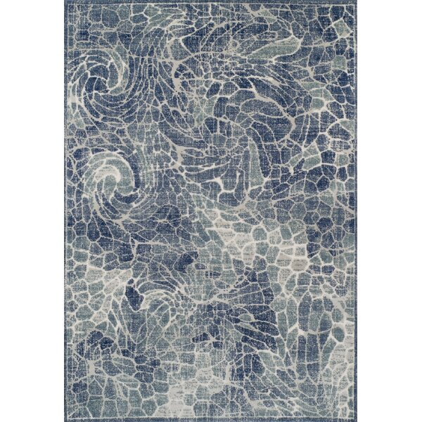 Hagopian Denim Area Rug by Williston Forge