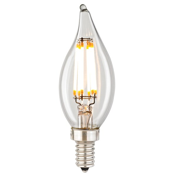 Filament 6 Wattage Candelabra LED Light Bulb by Elk Lighting