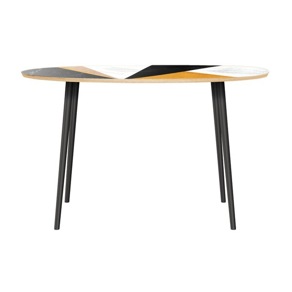 #1 Gunn Dining Table By Wrought Studio Today Sale Only