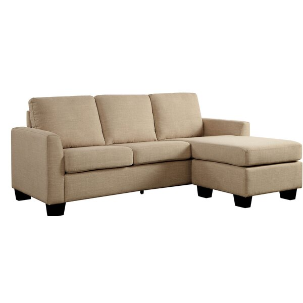Miele Corner Sleeper Sofa by Winston Porter