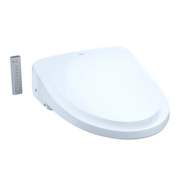 Elongated Toilet Seat Bidet by Toto