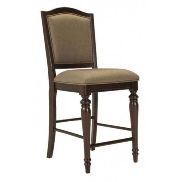 Aubrianna Upholstered Bar Stool by Darby Home Co