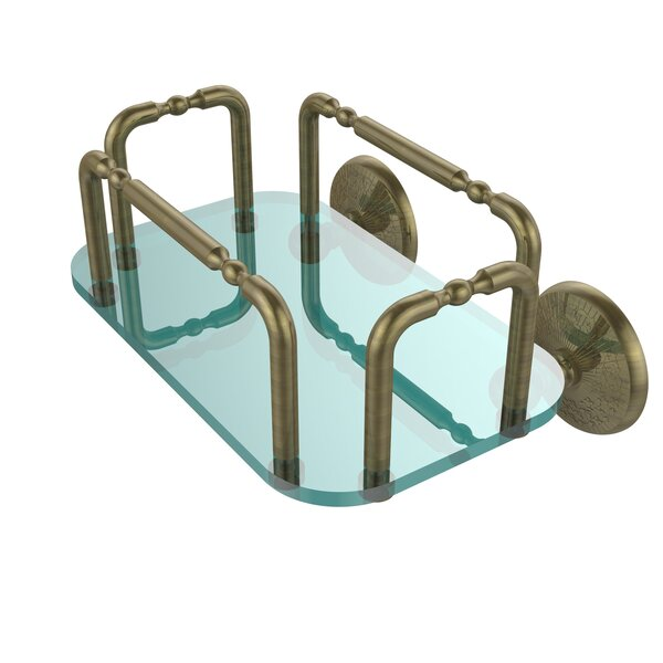 Universal Free Standing Soap Dish by Allied Brass