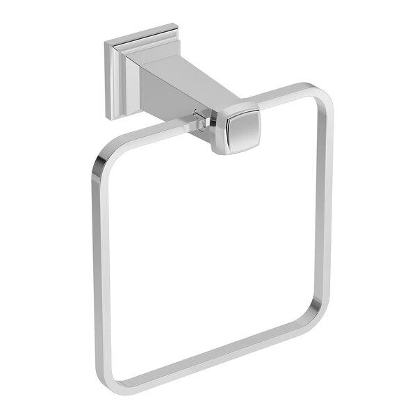 Oxford Wall Mounted Towel Ring by Symmons