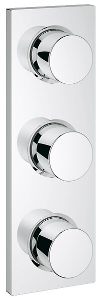 Grohtherm Triple Volume Control Shower Faucet Trim by Grohe
