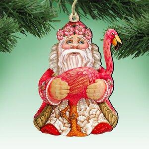 Deco on The Go Santa Hanging Figurine (Set of 3)