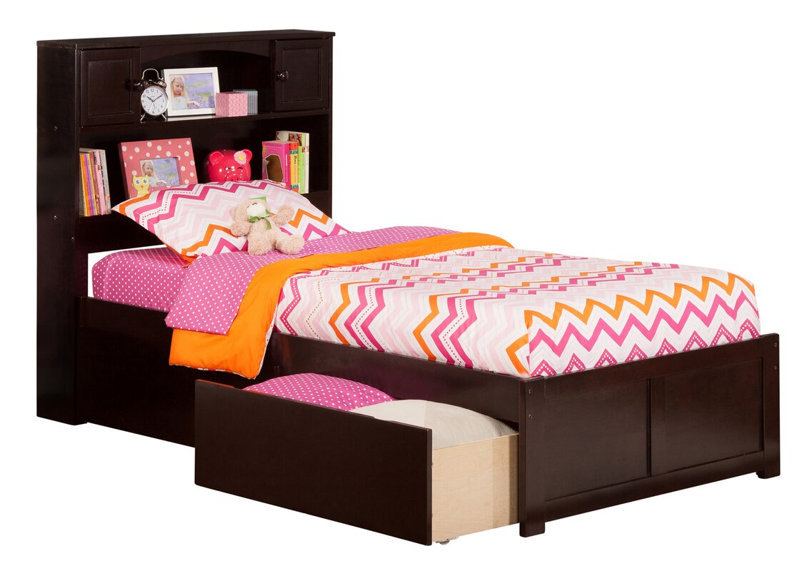 Long Foyer Xl : Harriet bee rottman extra long twin platform bed with