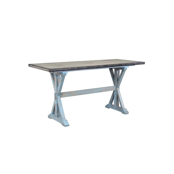 Mayes Rectangular Pub Table by Rosecliff Heights
