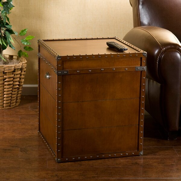 Southport End Table by Wildon Home ®