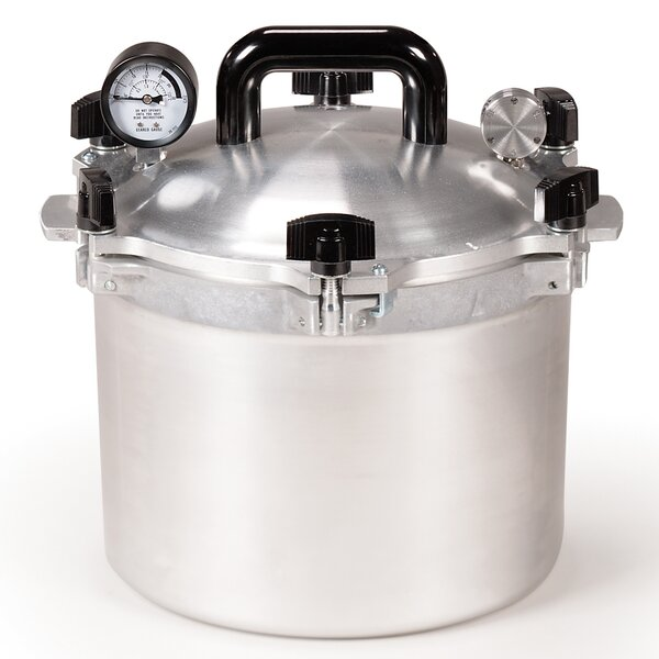 All American Pressure Cooker Canner by Chef's Design