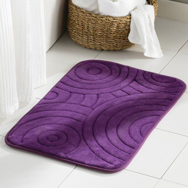 Wayfair Basics Circles Bath Rug by Wayfair Basics�