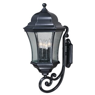 Inexpensive Carnanreagh 4-Light Outdoor Sconce By Astoria Grand