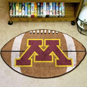 NCAA University of Minnesota Football Doormat by FANMATS